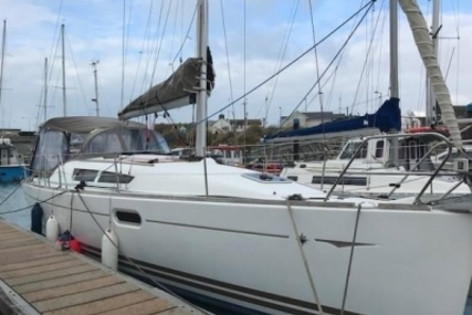 Jeanneau Sun Odyssey 36i for sale in Ireland for €83,500 (£73,640)