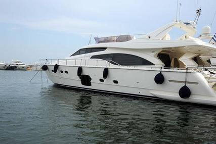 Ferretti 681 for sale in Greece for €850,000 (£742,339)