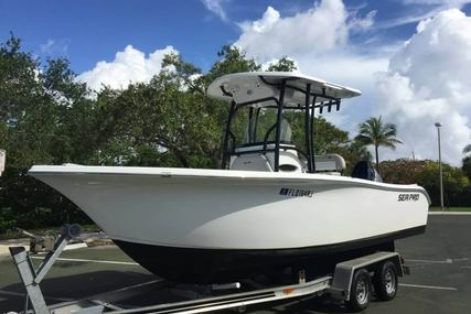 Sea Pro 21 for sale in United States of America for $58,500 (£41,648)