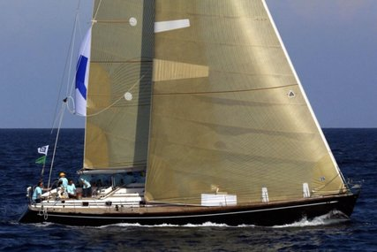 Nautor's Swan 56 for sale in France for €500,000 (£437,986)