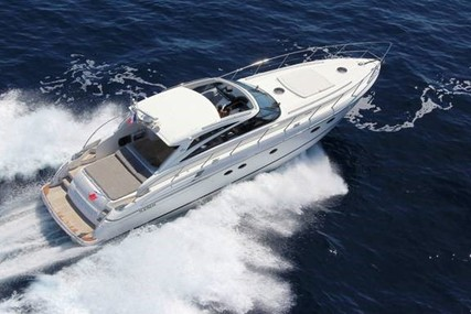 Princess V58 for sale in France for €320,000 (£287,382)