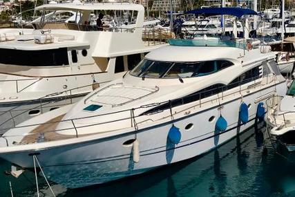 Fairline Squadron 62 for sale in Cyprus for $265,000 (£202,708)