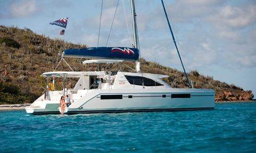 Image of Leopard 48 for sale in British Virgin Islands for 450.000 $ (352.775 £) Tortola, British Virgin Islands