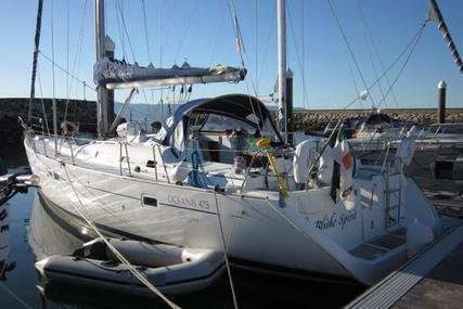 Beneteau Oceanis 473 for sale in Spain for €112,000 (£98,871)