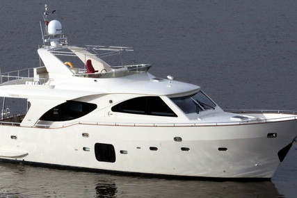 Gianetti 62 Explorer for sale in Germany for €699,000 (£616,266)