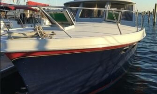 Image of Hatteras Convertible for sale in United States of America for $19,900 (£14,251) Stamford, Connecticut, United States of America