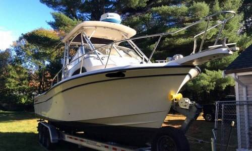 Image of Grady-White Sailfish 282 for sale in United States of America for $65,500 (£50,791) Fairhaven, Massachusetts, United States of America