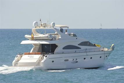 Astondoa 72 GLX for sale in Spain for €675,000 (£595,821)