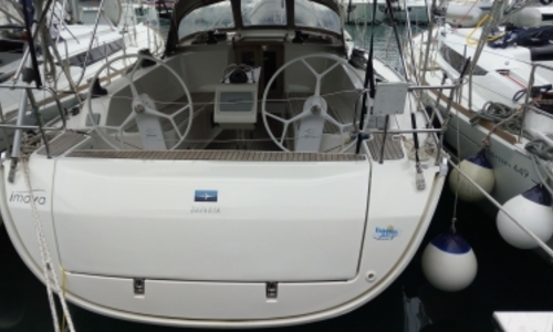 Image of Bavaria Yachts 41 Cruiser for sale in Spain for €169,000 (£148,331) ROSAS, Spain