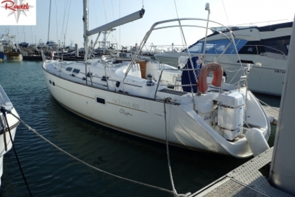 Beneteau Oceanis 423 for sale in France for €93,000 (£81,398)