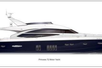 Princess 72 for sale in Italy for P.O.A.