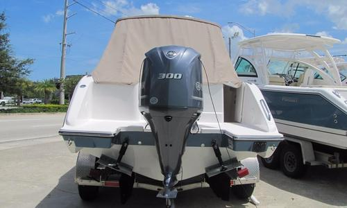 Image of Pursuit DC 235 Dual Console for sale in United States of America for P.O.A. SE Florida, FL, United States of America