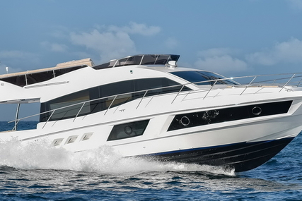 Majesty 48 for sale in United Arab Emirates for €459,000 (£401,469)