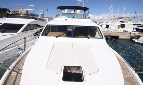 Image of Majesty 56 for sale in Spain for €420,000 (£370,403) Mittelmeer Mallorca, Mittelmeer Mallorca, Spain