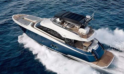 Image of MONTE CARLO YACHTS MCY 65 for sale in United States of America for P.O.A. (P.O.A.) Sarasota, Florida, United States of America