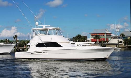 Image of Riviera 51 Open Flybridge Series for sale in United States of America for $379,000 (£298,071) Grand Isle, Louisiana, United States of America