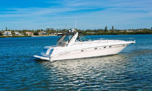 Image of Sea Ray 460 Sundancer for sale in United States of America for $129,850 (£98,053) Sarasota, Florida, United States of America