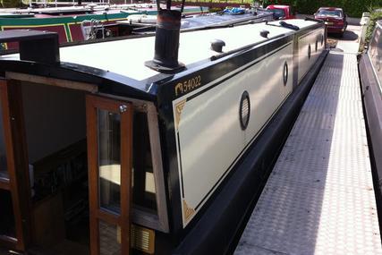 Under Offer Brudenell 55ft C/ Stern built 1994 £34,995 for sale in United Kingdom for £34,995
