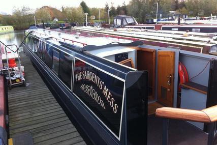 Under Offer Sargents Mess 57ft C/stern built 2000 £47,995 for sale in United Kingdom for £47,995