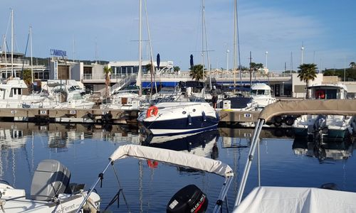 Image of Mooring Sainte Maxime - Gulf of St Tropez for sale in France for €20,000 (£17,407) St Tropez, France