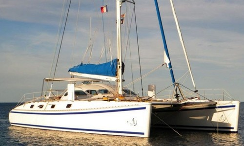 Image of Outremer (FR) Outremer 50L for sale in  for €350,000 (£315,682) Karibik,
