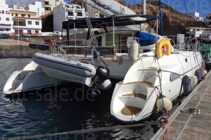 Fountaine Pajot (FR) Athena 38 for sale in Spain for €145,000 (£127,261)