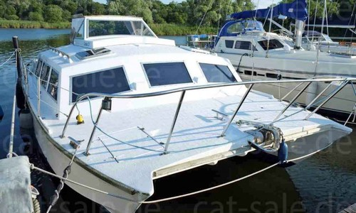 Image of Tom Lack Catamarans (GB) Catalac 27 Power for sale in Germany for €25,000 (£21,969) Nordsee, Germany
