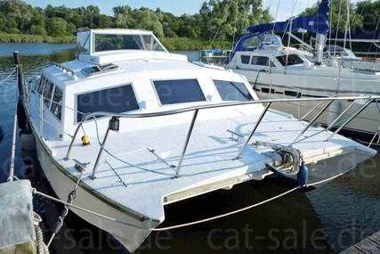 Tom Lack Catamarans (GB) Catalac 27 Power for sale in Germany for €29,000 (£25,452)