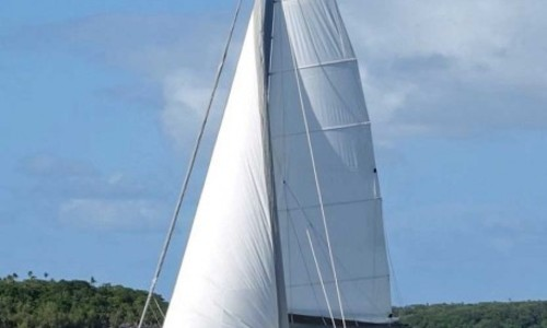 Image of Sunreef Yachts 62 Sailing for sale in Malaysia for €617,756 (£559,881) Malaysia