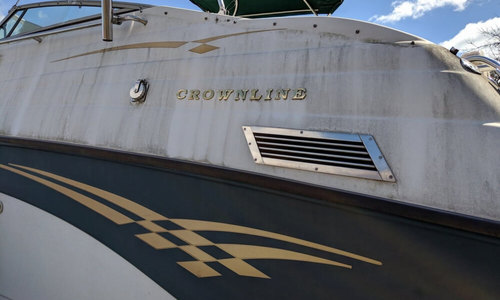 Image of Crownline 268 CR for sale in United States of America for $13,500 (£10,521) Baltimore, Maryland, United States of America