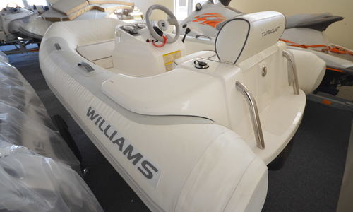 Image of Williams TurboJet 325 for sale in United Kingdom for £8,950 Essex Marina, United Kingdom