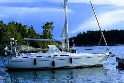 Moody 38 CC for sale in Sweden for €84,000 (£73,500)