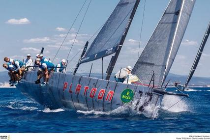 Judel and Vrolijk Premier Composites TP52 Tp 52 for sale in Spain for €850,000 (£747,470)