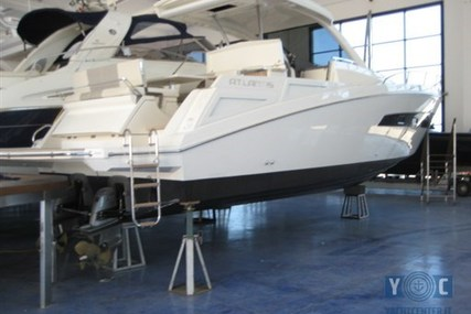 Atlantis Verve 36 for sale in Italy for €158,000 (£138,605)