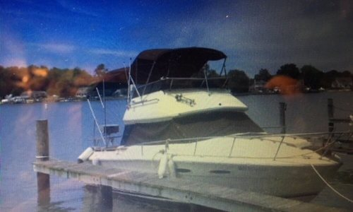 Image of Sea Ray Srv 255 for sale in United States of America for $12,500 (£9,965) Glen Burnie, Maryland, United States of America