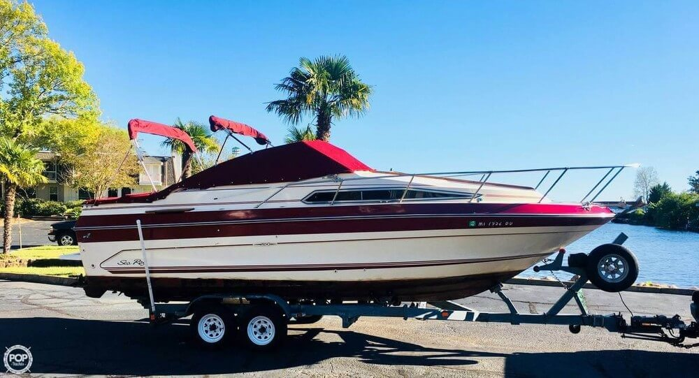 Image Of Sea Ray 250 Sundancer For Sale In United States America 9000