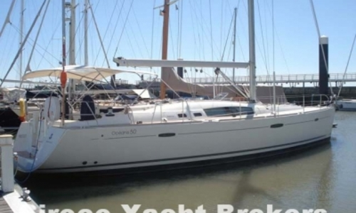 Image of Beneteau Oceanis 50 for sale in Portugal for €160,000 (£140,727) LISBON, Portugal