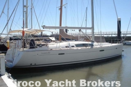 Beneteau Oceanis 50 for sale in Portugal for €145,000 (£126,077)