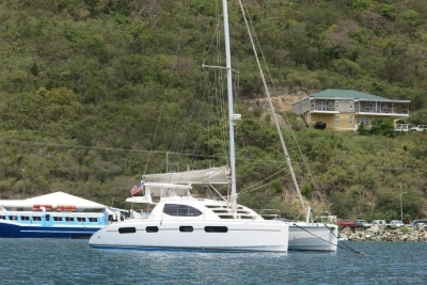 Robertson and Caine Leopard 46 for sale in Puerto Rico for $460,000 (£327,488)