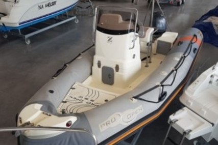 Zodiac 550 Pro Open for sale in France for €12,500 (£11,181)