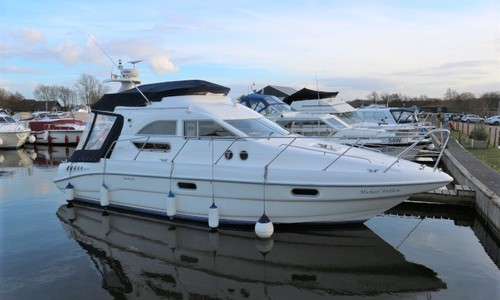 Image of Sealine 330 for sale in United Kingdom for £64,950 Norfolk Yacht Agency, United Kingdom