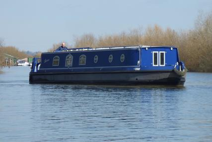 Wide Beam Narrowboat 56 x 10 Sea Otter for sale in United Kingdom for £119,950
