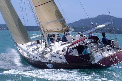 Nautor's Swan 55 for sale in Thailand for €190,000 (£162,795)