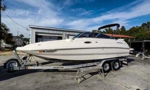 Image of Starcraft Stardeck 254 DC for sale in United States of America for $24,900 (£19,412) Oakland, Florida, United States of America