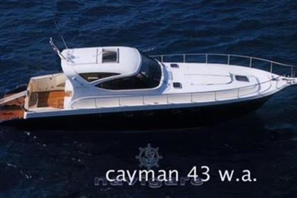Cayman 43 Walkabout for sale in Italy for €139,000 (£121,799)