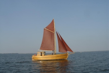 Custom Gaff Cutter for sale in Germany for €285,000 (£249,733)