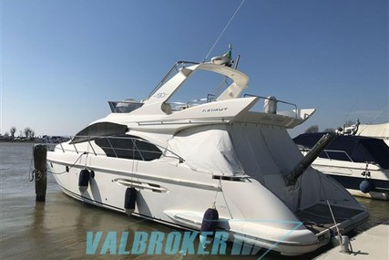 Azimut 50 for sale in Italy for €320,000 (£280,515)