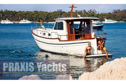 Menorquin 120 for sale in Greece for €155,000 (£136,034)