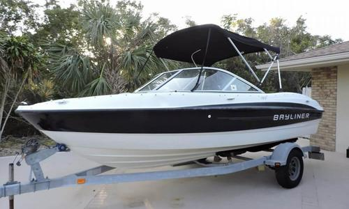 Image of Bayliner 185 Bowrider for sale in United States of America for $11,900 (£8,495) Stuart, Florida, United States of America