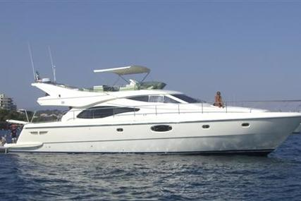 Ferretti 590 for sale in Spain for €475,000 (£416,389)